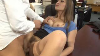 Dani Daniels - Office Job