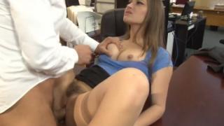 Dani Daniels - Office Job