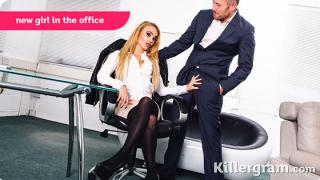 Carmel Anderson - New Girl In The Office