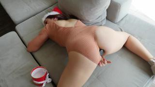 Erin Grey - Holiday Ass Fucking