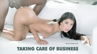 Gina Valentina - Taking Care Of Business