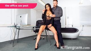 Roxxy Lea - The Office Sex Pest