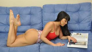 Mercedes Carrera - Mercedes and her Magazine Sex Tips
