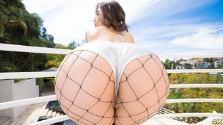 Abella Danger - Abella Danger Has Her ASS Stretched Open By A Big Black Cock