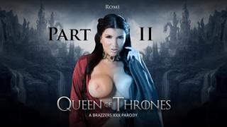 Romi Rain - Queen Of Thrones: Part 2 (A XXX Parody)