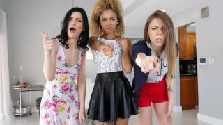 Xianna Hill, Alex Blake, Sadie Blake - Side Chicks