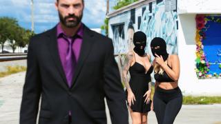 Kelly Paige, Karma RX - Get In The Van