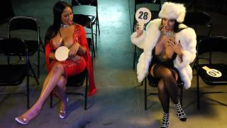 Romi Rain, Moriah Mills - Auction Cock