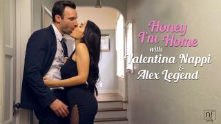 Valentina Nappi - Honey I'm Home