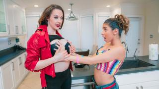 Chanel Preston, Nina North - Banging The Babysitter