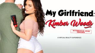 Kimber Woods - My Girlfriend Virtual Reality (VR)