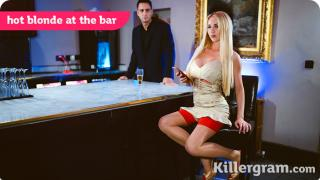 Lucy Sky - Hot Blonde At The Bar