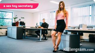 Taylor Sands - A Sex Toy Secretary