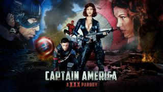 Peta Jensen - Captain America: A XXX Parody