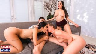 Gina Valentina, Karlee Grey, Maddy O'Reilly - Group Sex