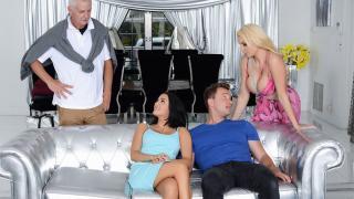 Kenzie Taylor, Sofi Ryan - House Slutting