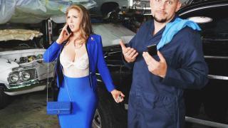 Lena Paul - Rich Girl Gets Greasy