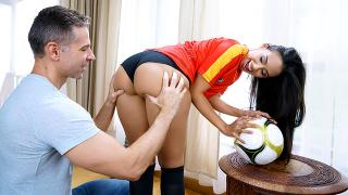 Andreina Deluxe - World Cup Runneth Over With Cum
