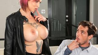 Anna Bell Peaks - Making My Step-Mom Squirt