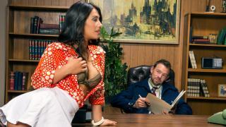 Eva Lovia - Anchorwoman: A XXX Parody, Scene 1