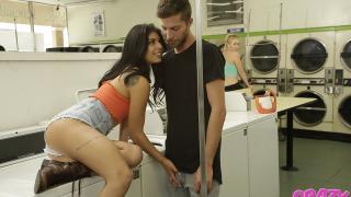 Gina Valentina - Laundromat Slut