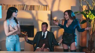 Natasha Nice, Alex Harper - Jessica Bones: A DP XXX Parody