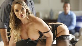 Cali Carter - Cali Has First Hotwife Experience