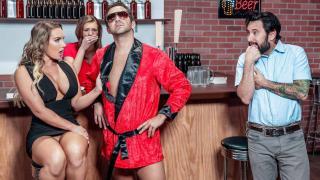 Cali Carter - The Gang Makes a Porno: A DP XXX Parody Episode 3