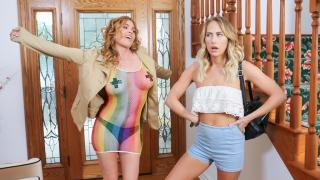 Carter Cruise, Krissy Lynn - Stepmom Really Knows How To Have Fun