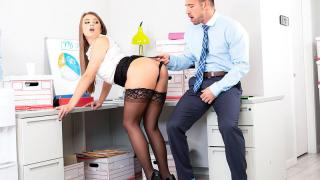 Gia Derza - Naughty Office