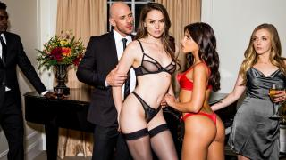 Tori Black, Adriana Chechik - After Dark Part 2