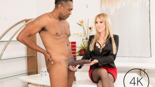 Brandi Love - Provides An Insurance Policy For Dredd's BBC
