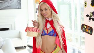 Elsa Jean - Sharing Her Candy