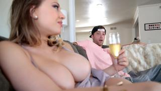 Kagney Linn Karter – Stepmoms Huge Exposed Titties