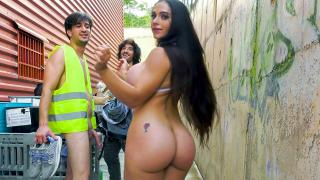 Marta La Croft - Marta La Croft Loves To Public Fuck