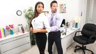 Nia Nacci - Naughty Office