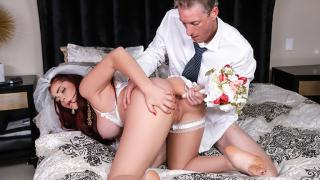 Skyla Novea - The Cum Spattered Bride