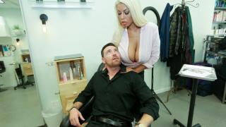 Bridgette B - Hammering The Hair Salon Don
