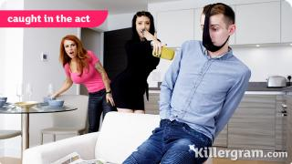 Alessa Savage - Caught In The Act