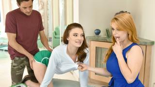 Jaycee Starr, Penny Pax - Embrace The Ginger And They Will Cum