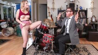 Abby Adams - Pound Her Drums