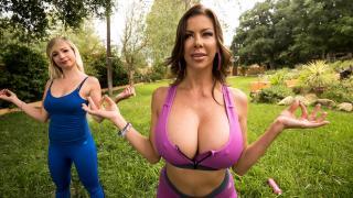 Alexis Fawx - Titillating Tai Chi