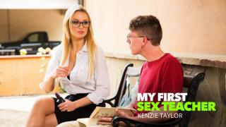 Kenzie Taylor - My First Sex Teacher