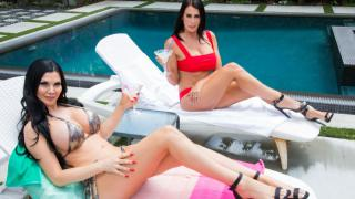 Jasmine Jae, Reagan Foxx - Wives On Vacation