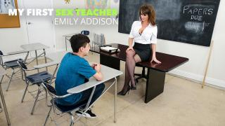 Emily Addison - My First Sex Teacher