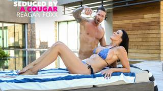 Reagan Foxx - Seduced By A Cougar