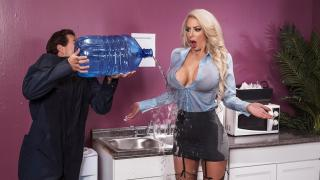 Nicolette Shea - Water Cooler Cock