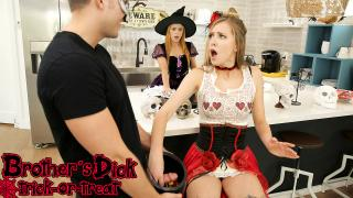 Haley Reed, Penny Pax - Brothers Dick Trick Or Treat