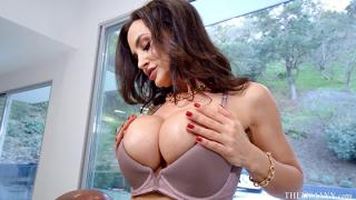 Lisa Ann - Interracial Casting Couch
