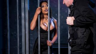 Polly Pons - Banged Behind Bars